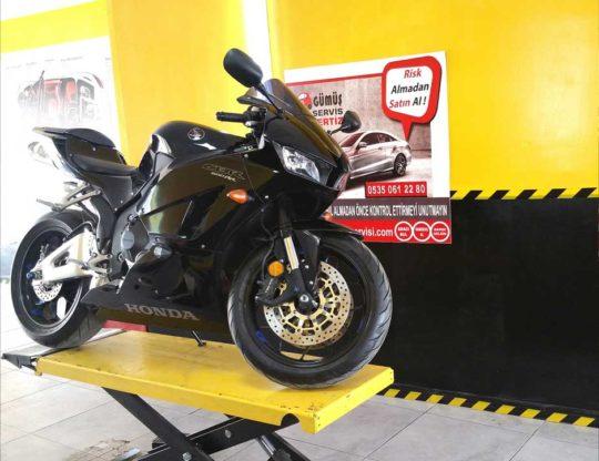 İstanbul motosiklet ekspertiz