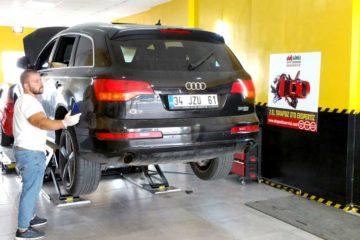 İstanbul oto ekspertiz mekanik ve motor kontrolü