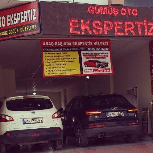 İstanbul Fatih araç ekspertiz