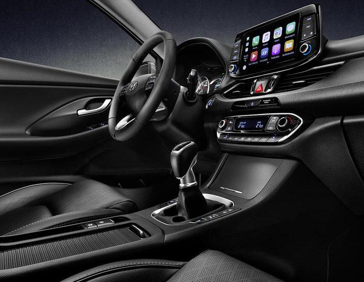 Hyundai i30 Fastback Teknik Özellikleri