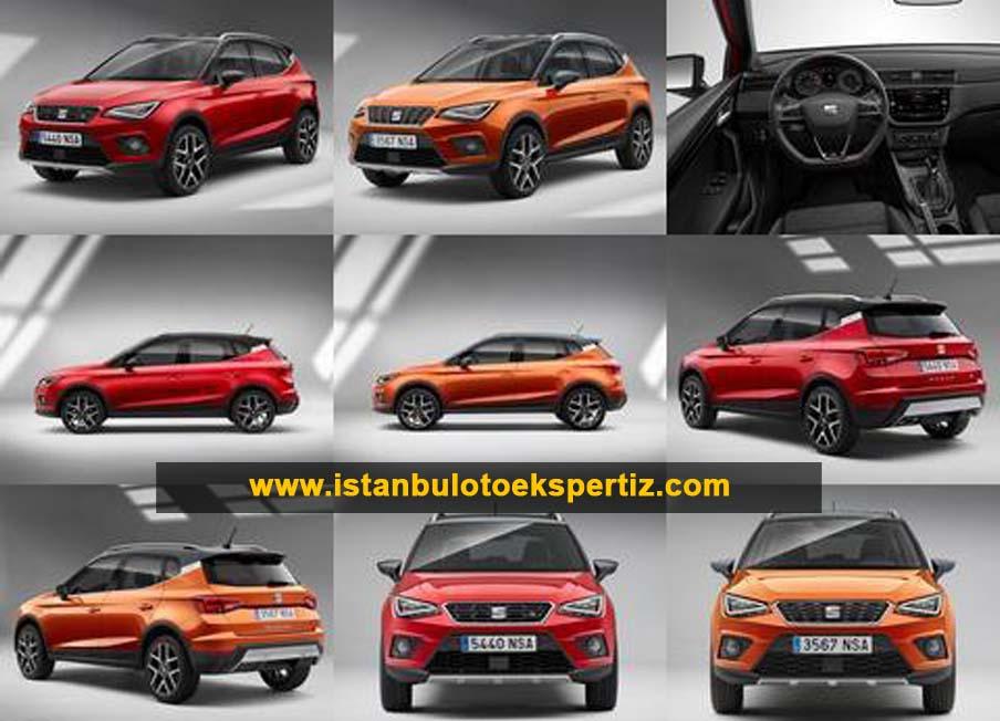 Seat Arona resimleri teknik özellikleri yakıt tüketimi fiyatı